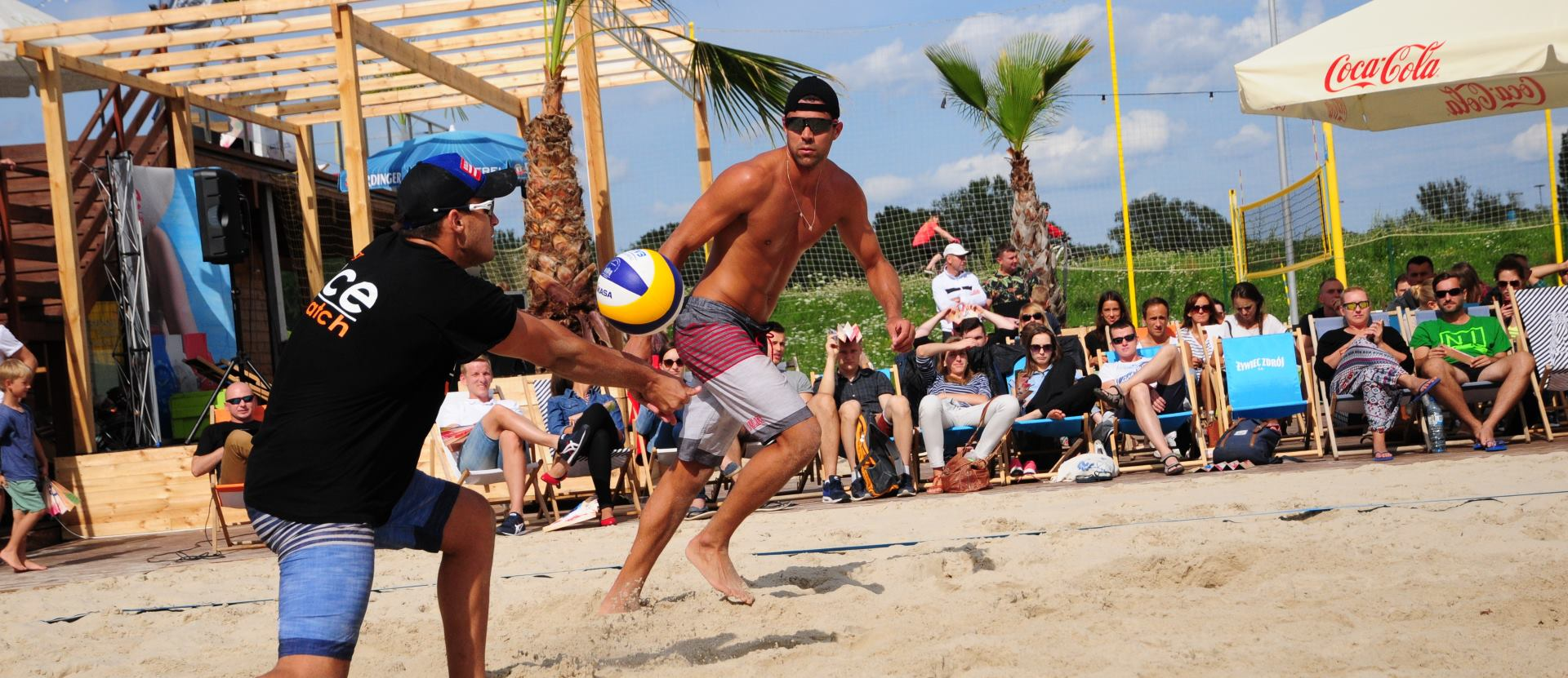 Vitor Felipe George Monta Beach Volleyball Club