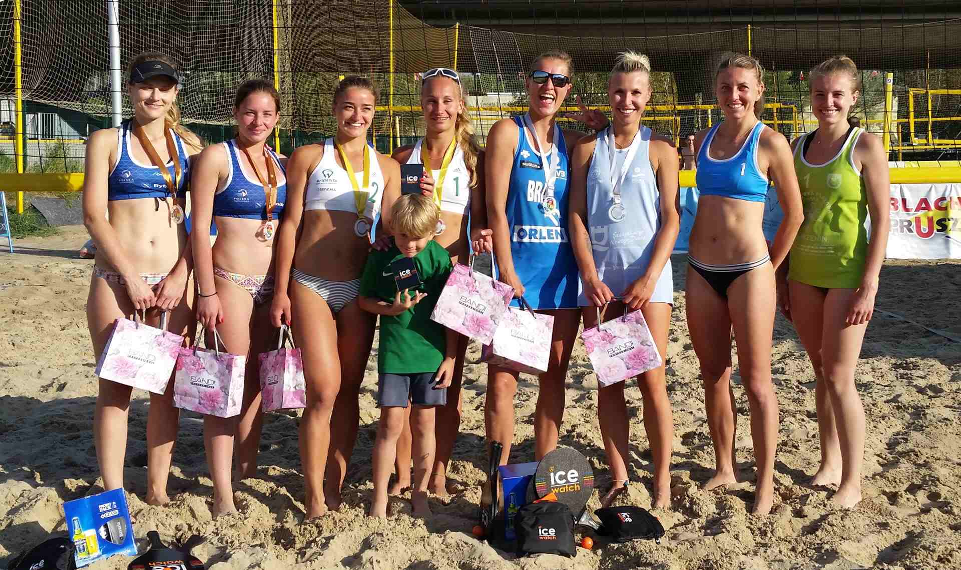 III ICE-WATCH Beach Volleyball Cup 2018 warszawa monta club