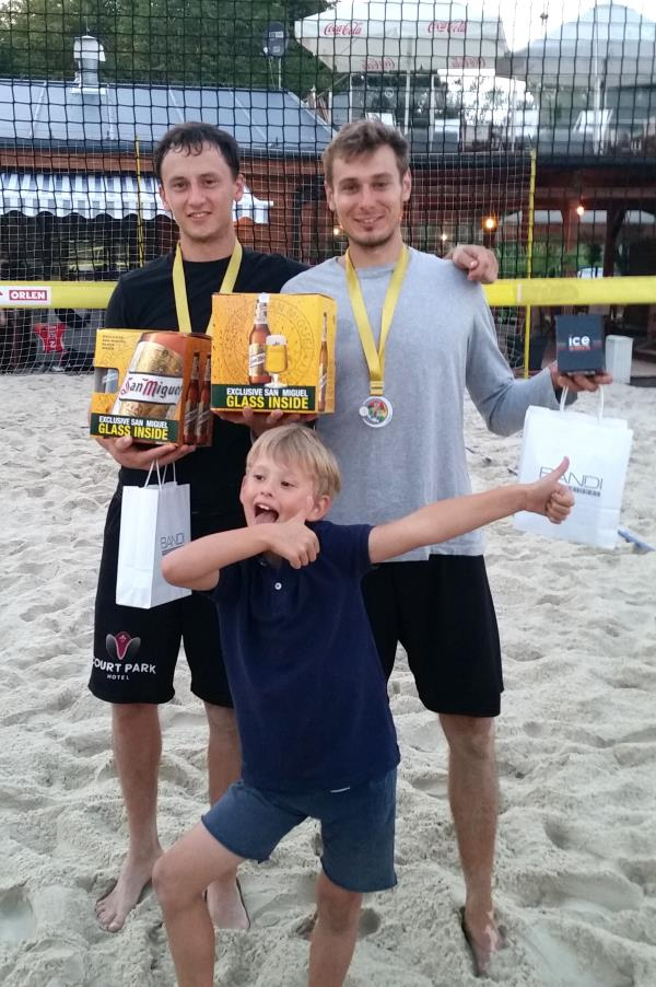 VIII ice watch beach volleyball cup 2018 I mc